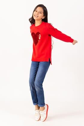 Cotton Sweater SWK-FW20-104