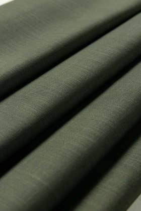 Kai Green Unstitched Fabric CASHMERE KHADDAR