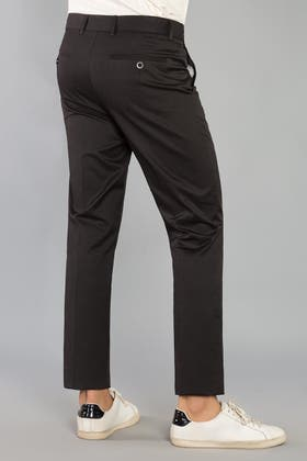 Coffee Brown Formal Chino WFS-044_1903