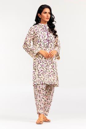 Cambric Digital Printed Shirt & Cambric Digital Printed Shalwar WGK-CMS-DP-504