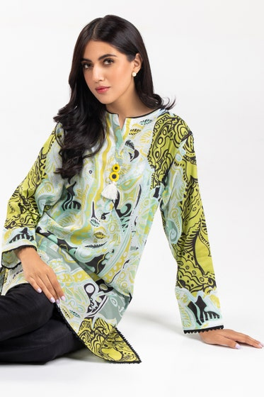 Cambric Digital Printed Shirt WGK-CMS-DP-604