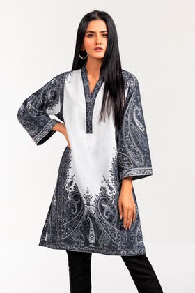 Khaddar Digital Printed Shirt WGK-KDW-DP-792