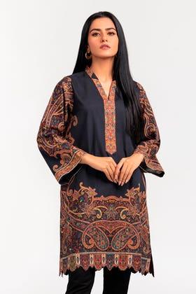Khaddar Digital Printed Shirt WGK-KDW-DP-795