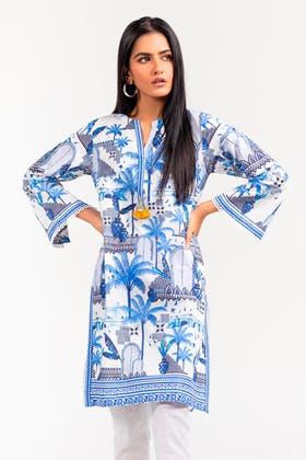Khaddar Digital Printed Shirt WGK-KDW-DP-807