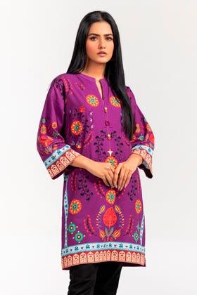 Khaddar Digital Printed Shirt WGK-KDW-DP-809