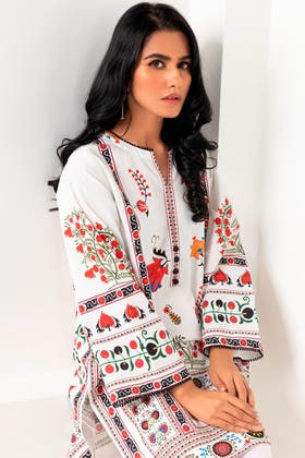 Khaddar Digital Printed Shirt WGK-KDW-DP-810