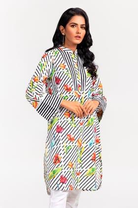 Khaddar Digital Printed Shirt WGK-KDW-DP-813
