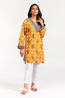 Khaddar Digital Printed Shirt WGK-KDW-DP-814